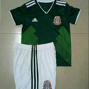 Other - MEXICO KID SET( JERSEY & SHORT)